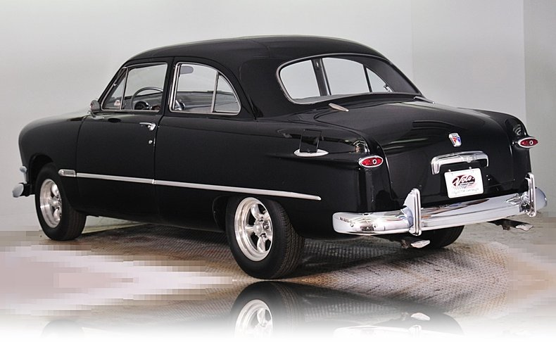1950 Ford Custom Image 3