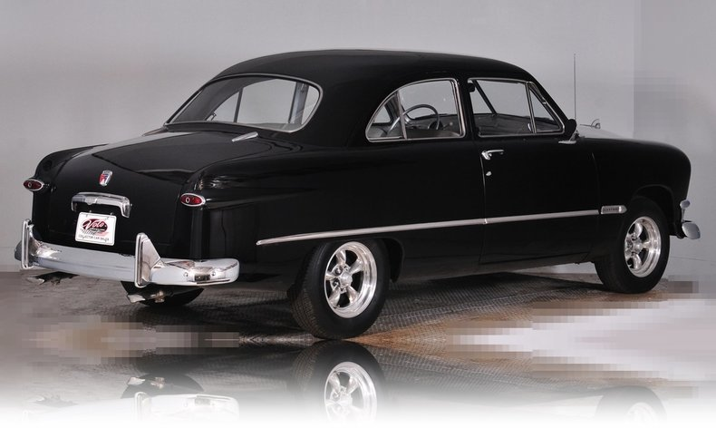 1950 Ford Custom Image 9