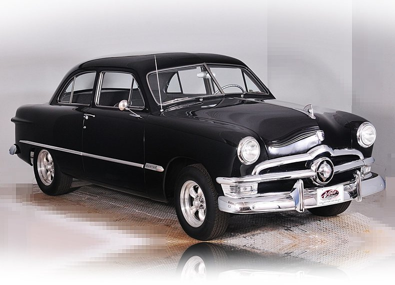 1950 Ford Custom Image 26