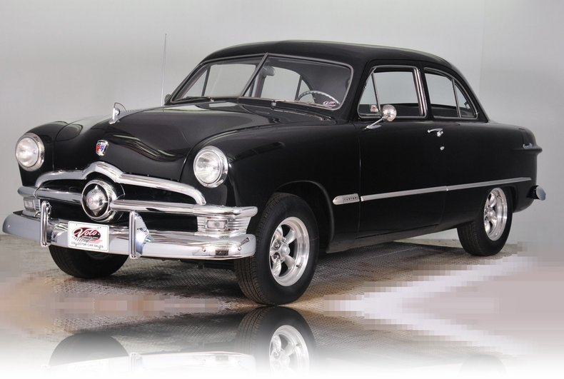1950 Ford Custom Image 29