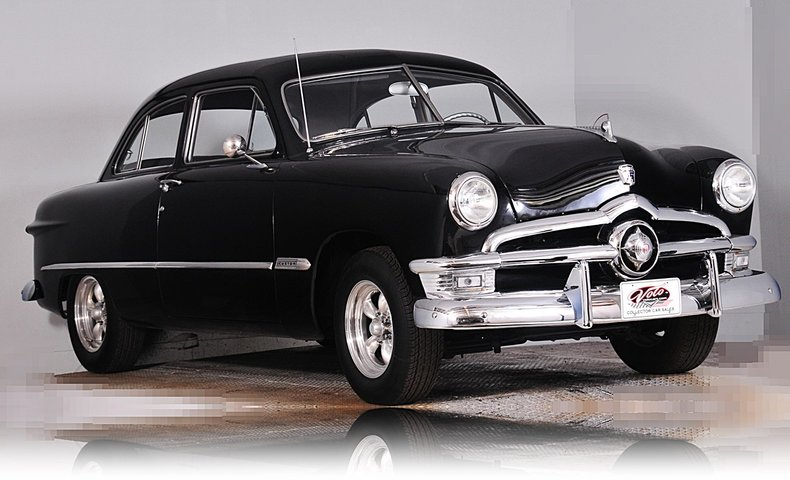 1950 Ford Custom Image 37
