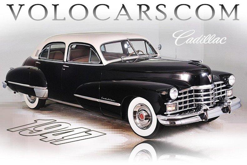 1947 Cadillac Fleetwood Image 43