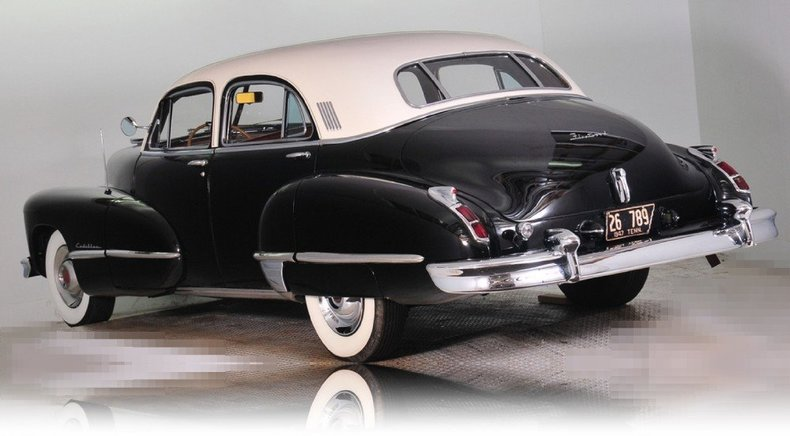 1947 Cadillac Fleetwood Image 42
