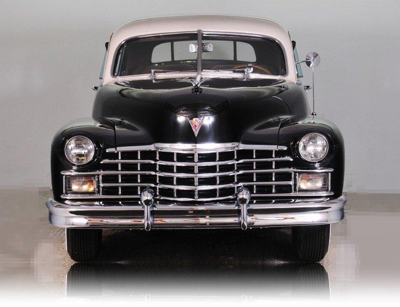 1947 Cadillac Fleetwood Image 36