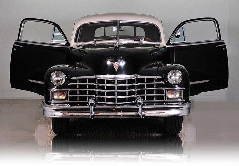 1947 Cadillac Fleetwood Image 35