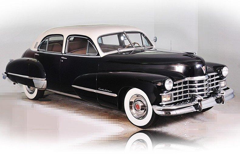 1947 Cadillac Fleetwood Image 34