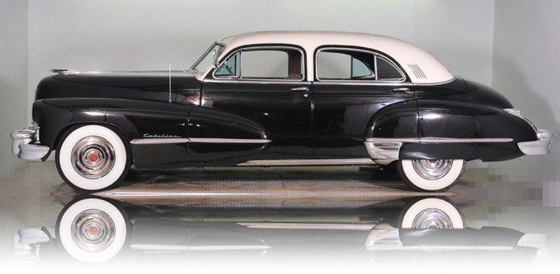 1947 Cadillac Fleetwood Image 33