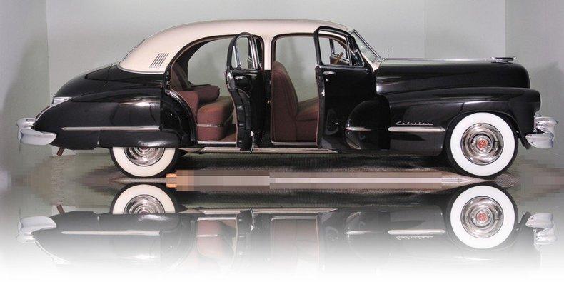 1947 Cadillac Fleetwood Image 2