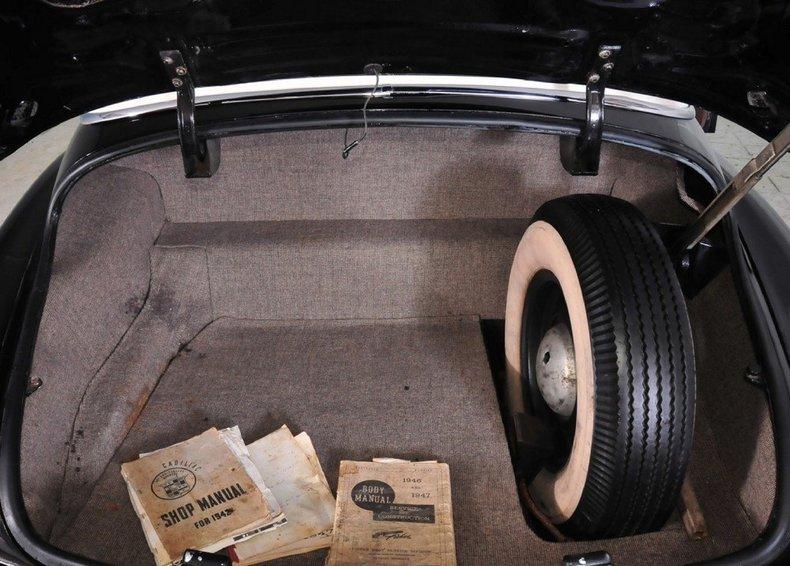 1947 Cadillac Fleetwood Image 54