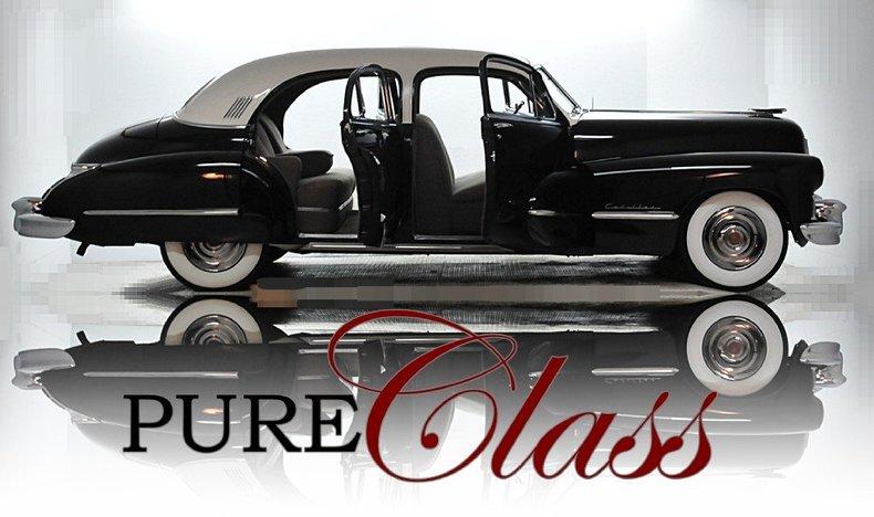 1947 Cadillac Fleetwood Image 52