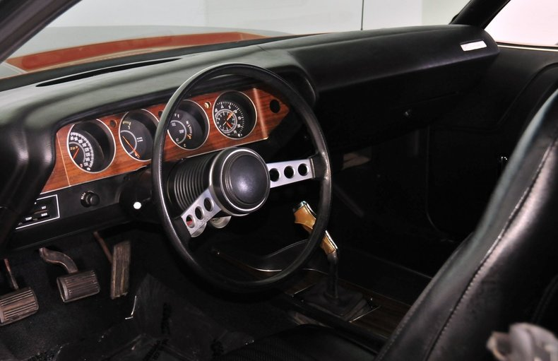 1973 Dodge Challenger Image 34