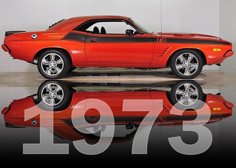 1973 Dodge Challenger Image 39