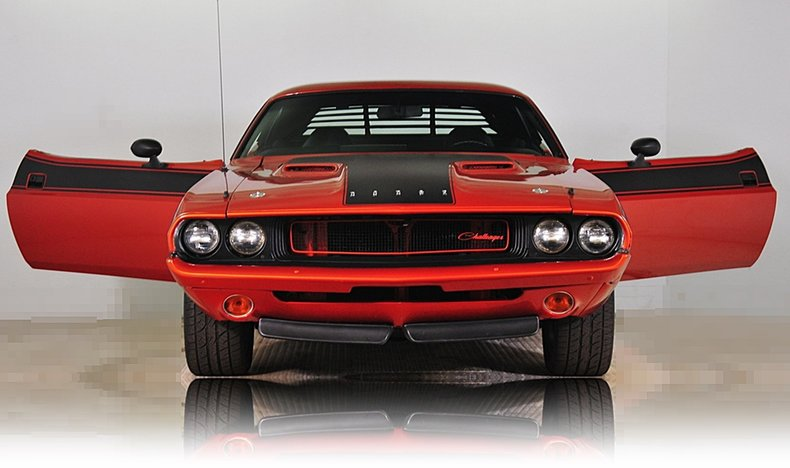 1973 Dodge Challenger Image 29