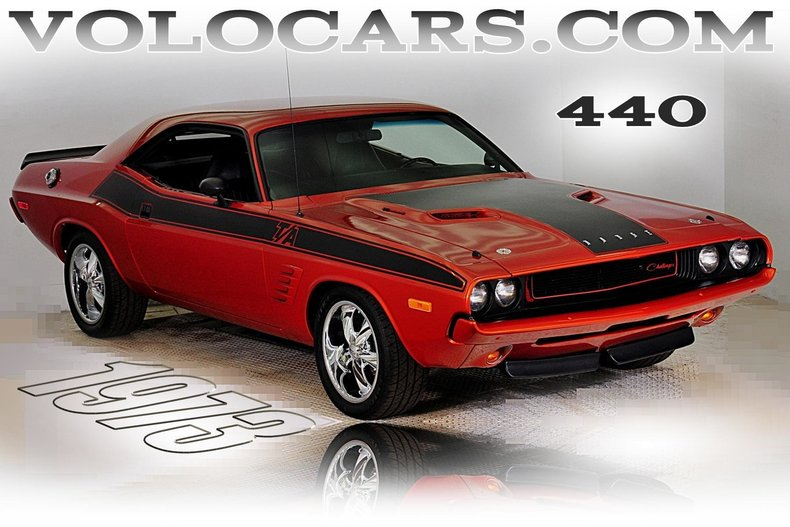 1973 Dodge Challenger Image 1