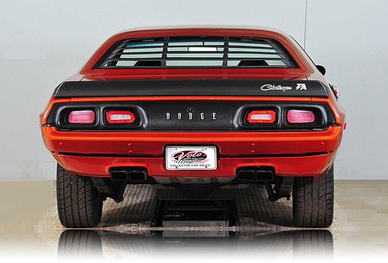 1973 Dodge Challenger Image 6