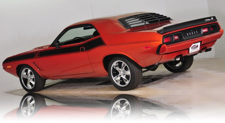 1973 Dodge Challenger Image 33