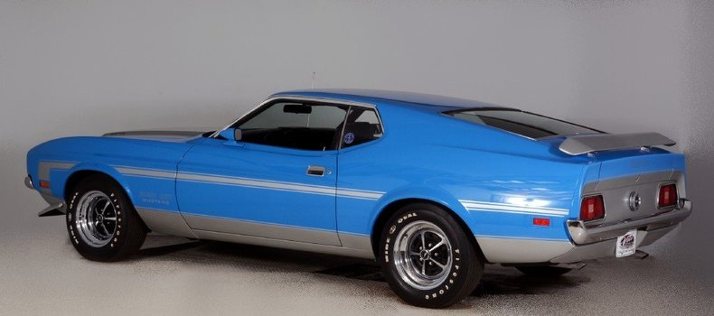 1971 Ford Mustang Image 1