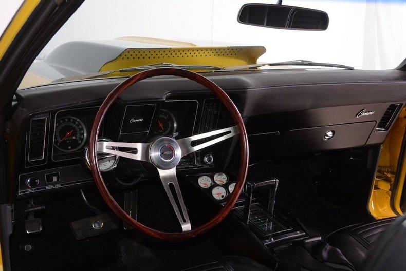 1969 Chevrolet Camaro Image 75