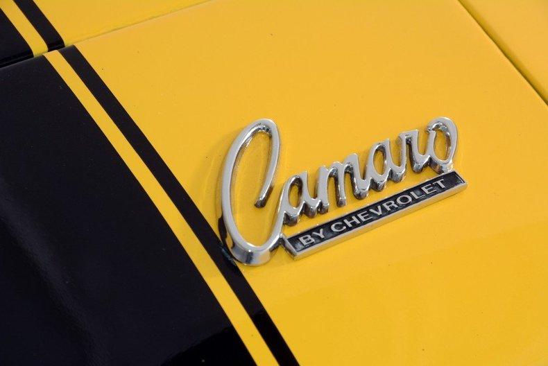 1969 Chevrolet Camaro Image 81