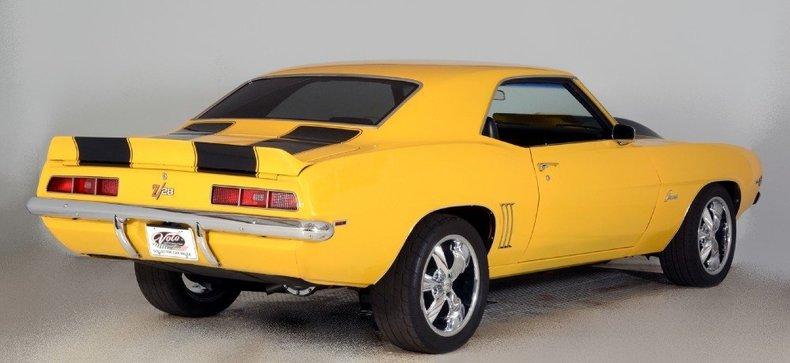 1969 Chevrolet Camaro Image 84