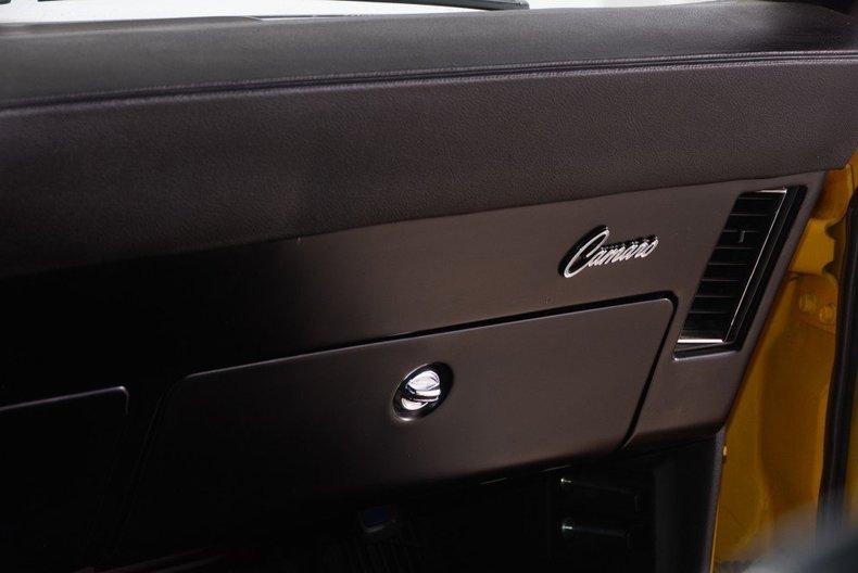 1969 Chevrolet Camaro Image 95