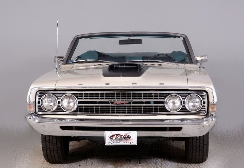 1968 Ford Torino Image 13