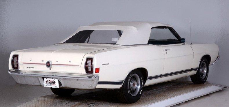 1968 Ford Torino Image 24