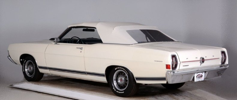 1968 Ford Torino Image 31