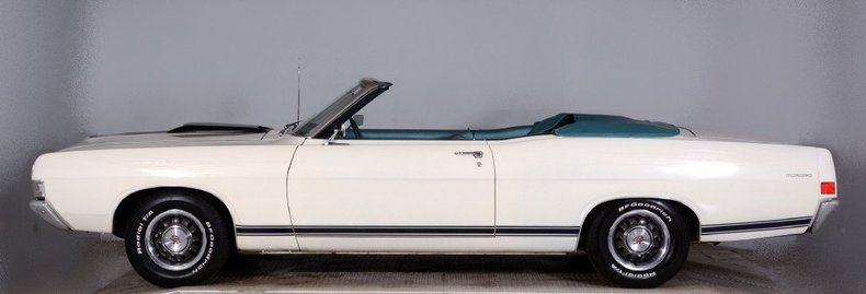 1968 Ford Torino Image 36