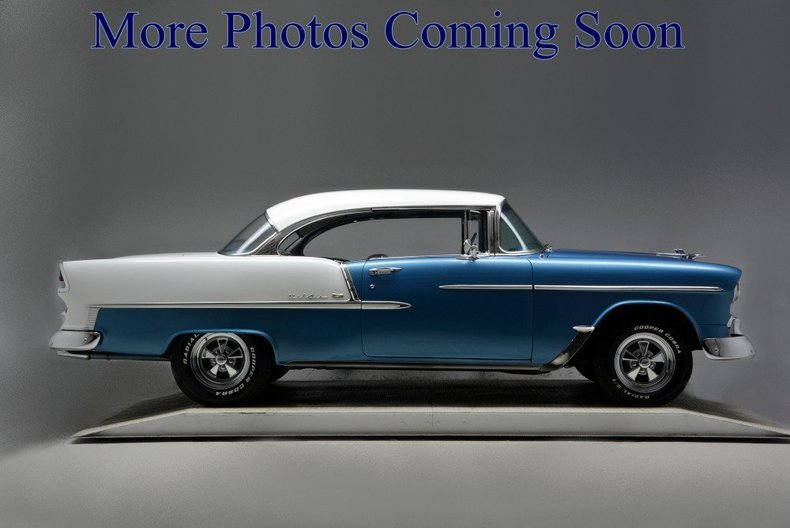 1955 Chevrolet Bel Air Image 1