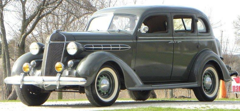 1936 Chrysler  Image 2
