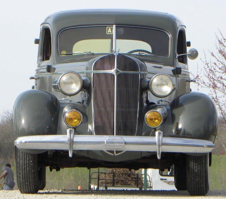 1936 Chrysler  Image 4