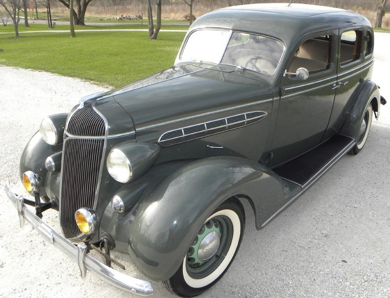 1936 Chrysler  Image 7