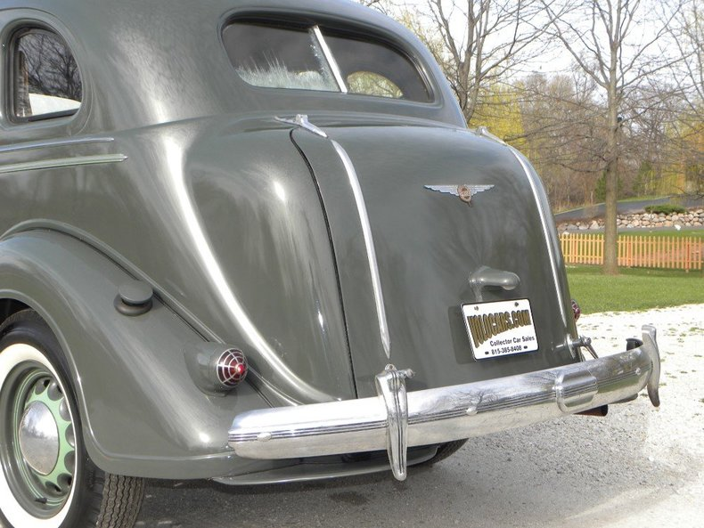 1936 Chrysler  Image 67