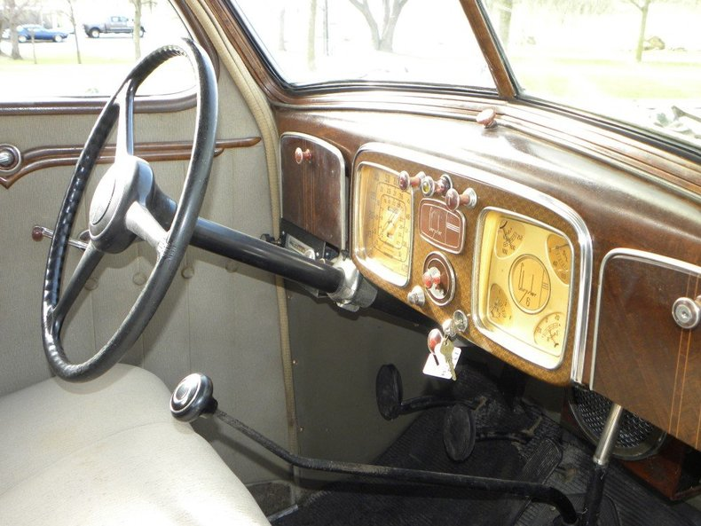 1936 Chrysler  Image 126