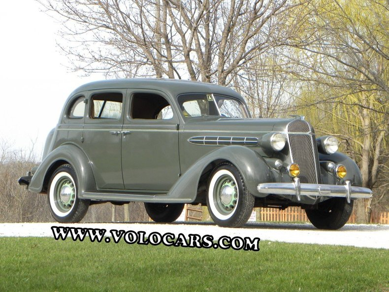 1936 Chrysler  Image 121