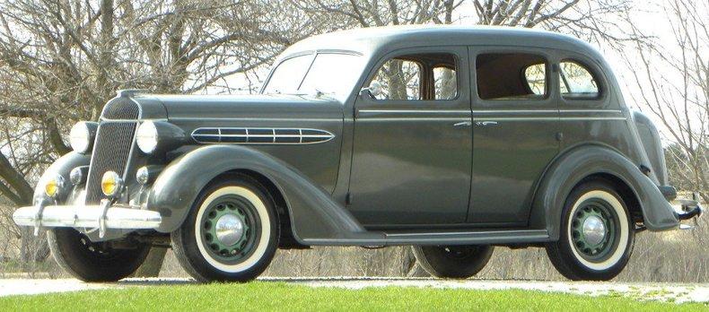 1936 Chrysler  Image 1