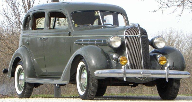 1936 Chrysler  Image 122