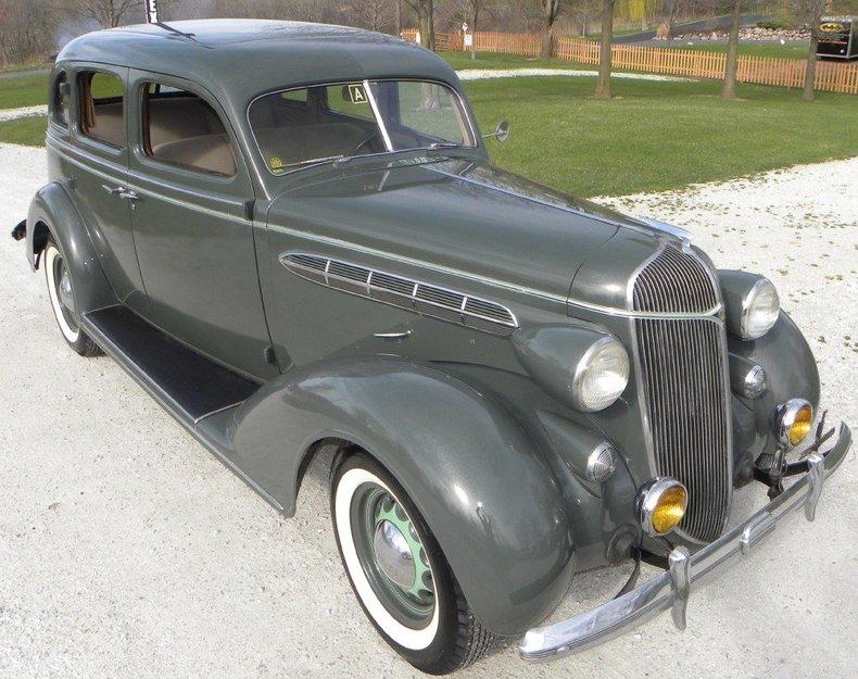 1936 Chrysler  Image 100