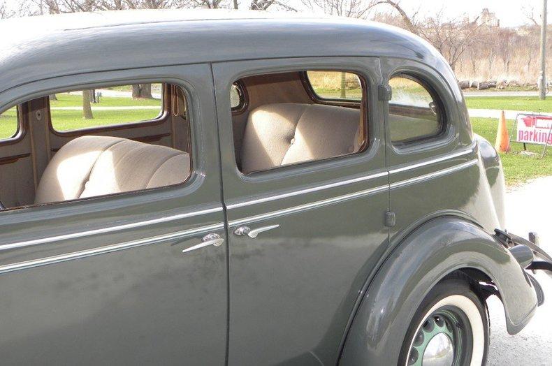 1936 Chrysler  Image 13