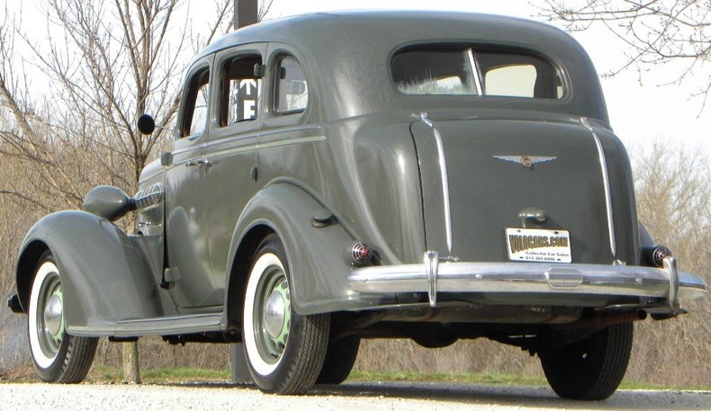1936 Chrysler  Image 16