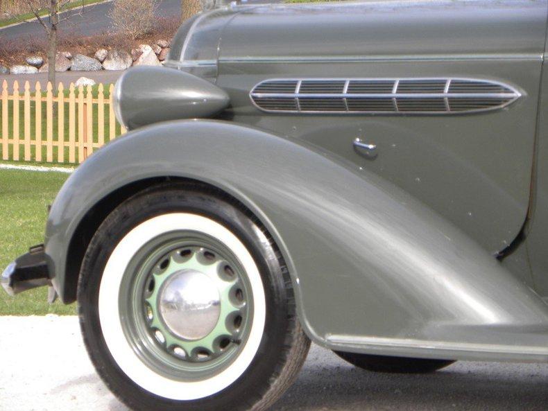 1936 Chrysler  Image 17