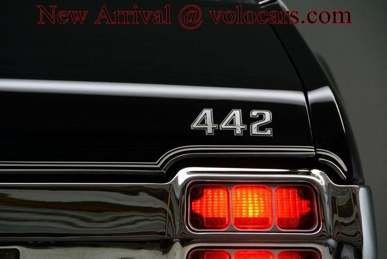1972 Oldsmobile 442 Image 11