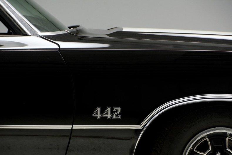 1972 Oldsmobile 442 Image 7