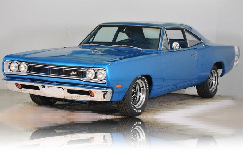 1969 Dodge Superbee Image 16