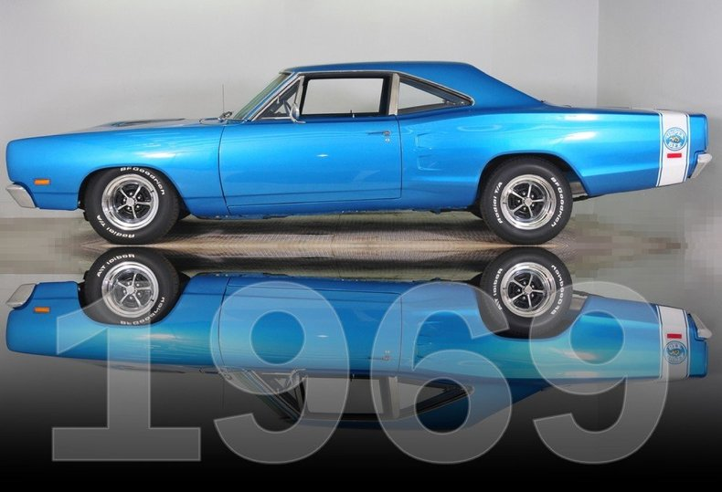 1969 Dodge Superbee Image 24