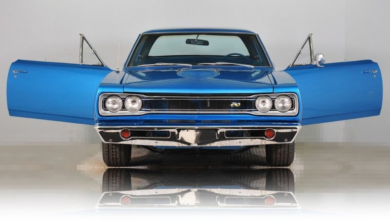 1969 Dodge Superbee Image 43