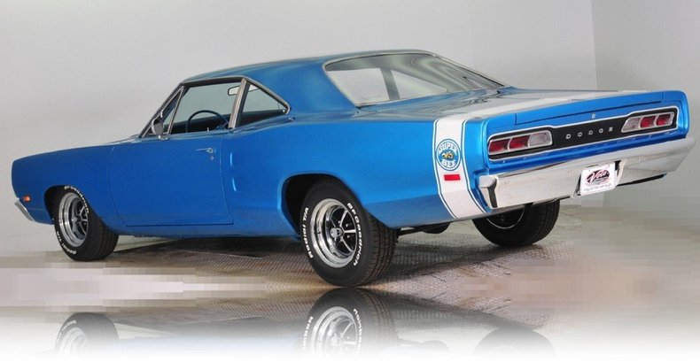1969 Dodge Superbee Image 4