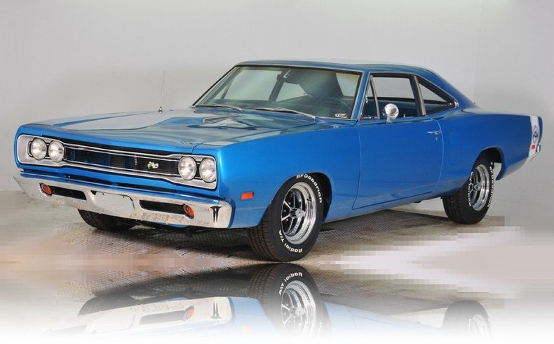 1969 Dodge Superbee Image 11
