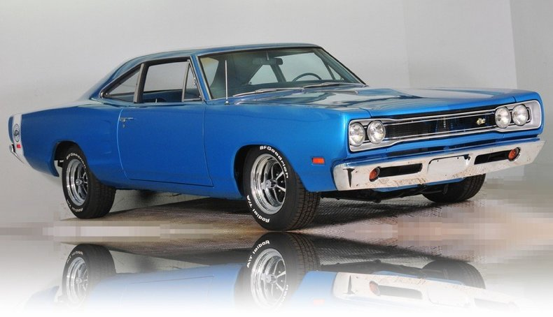 1969 Dodge Superbee Image 5